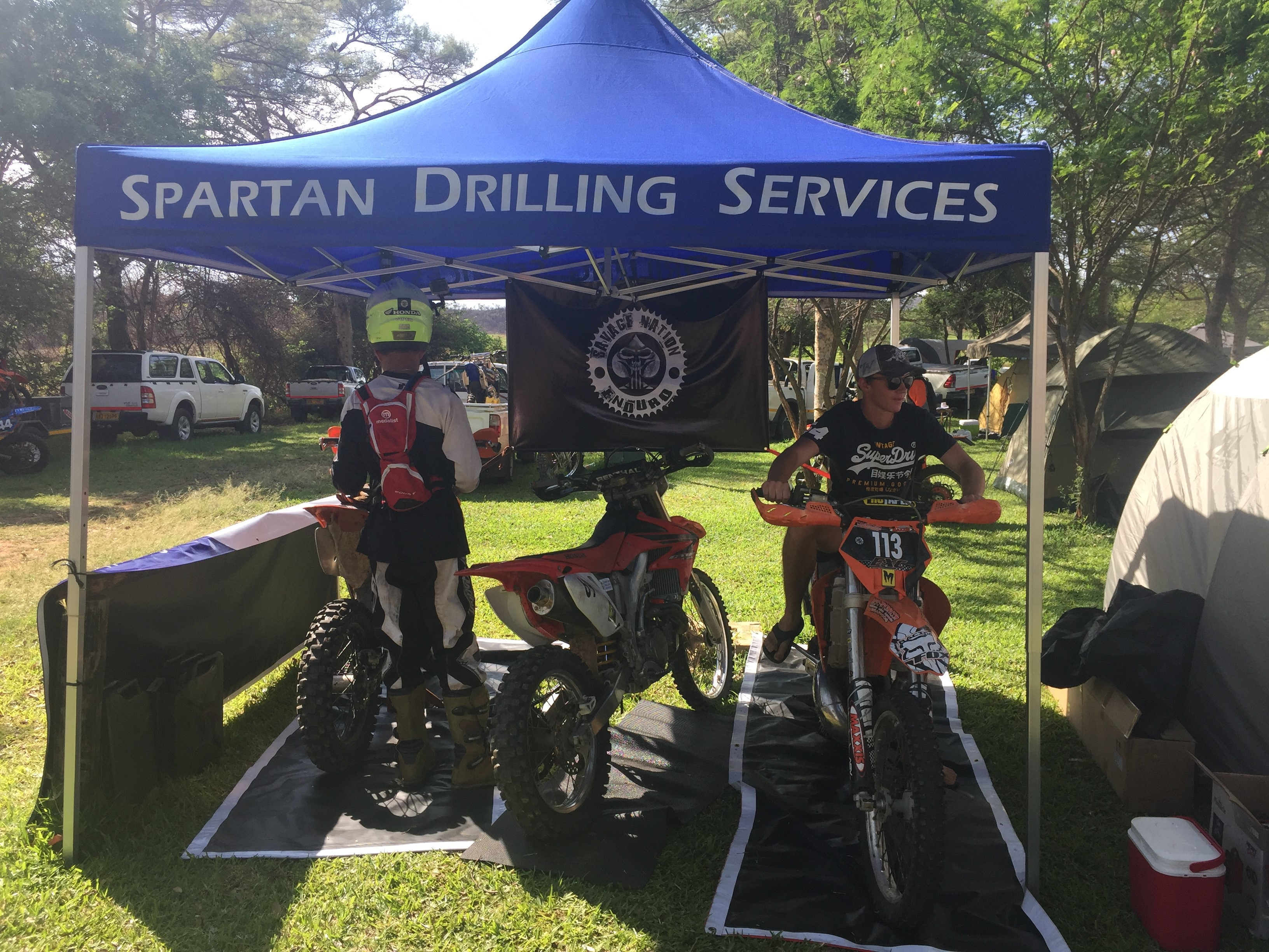 Spartan Sponsors Young Riders